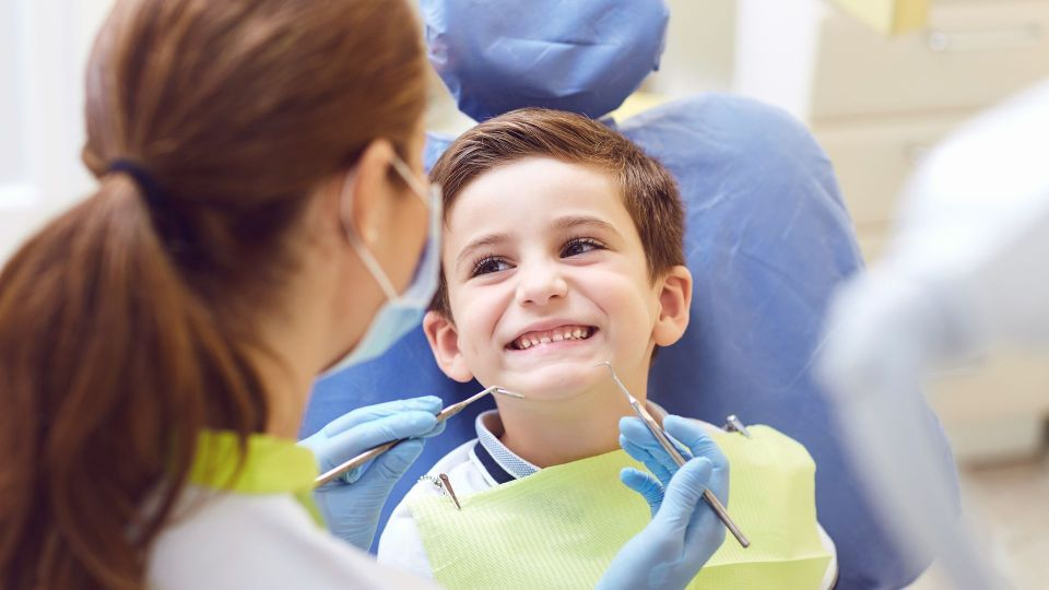 Why It's So Important To Bring Your Kid To See Our Houston Dentists